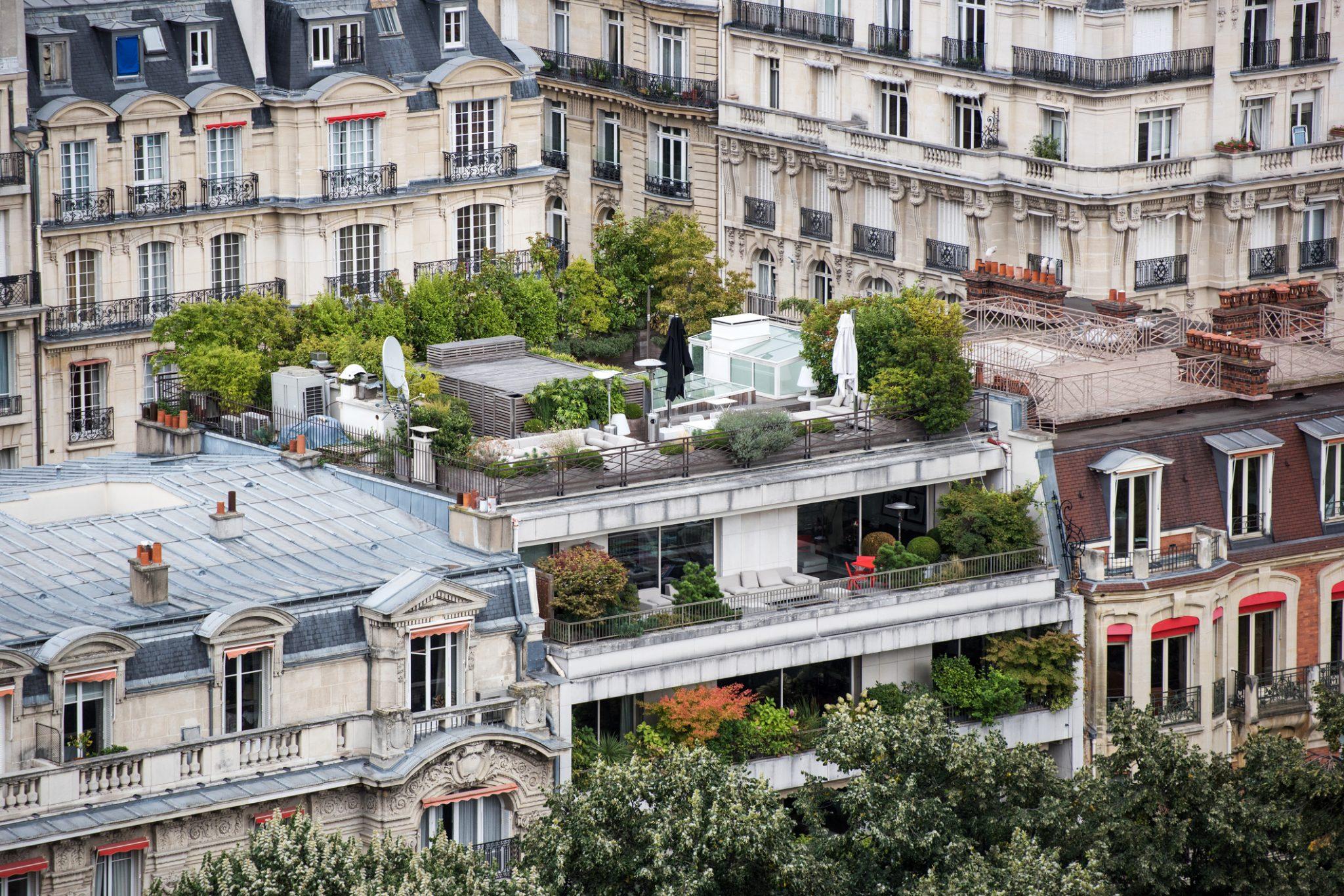 Immobilier de luxe paris